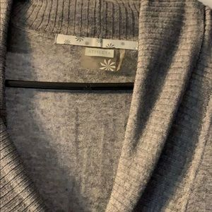 Athleta Dresses - Athleta grey sweater dress